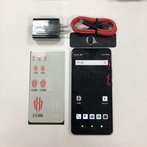 """Image 4 - ZTE ヌビア赤マジック火星ゲーム電話 6.0 """"6 ギガバイト/8 ギガバイト/10 ギガバイトの RAM 64 ギガバイト /128 ギガバイト/256 ギガバイト ROM キンギョソウ 845 オクタ · コアの android 9.0 スマートフォン"""