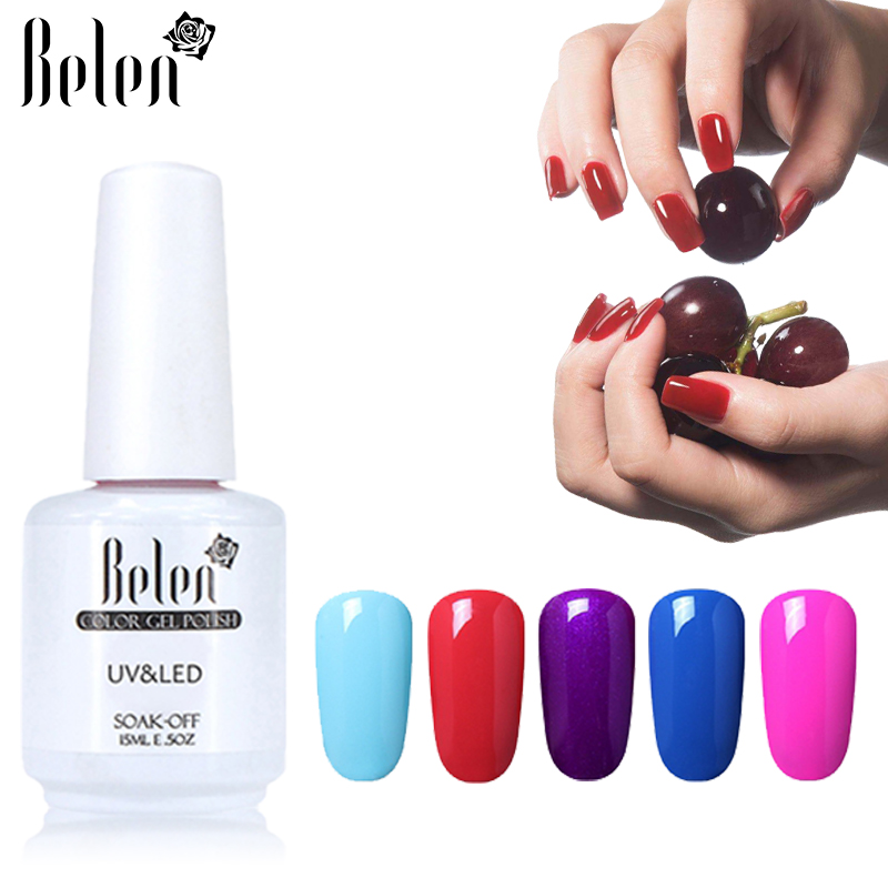 Gel Nail Polish Sale: Aliexpress.com : Buy Belen Sales Promotion 15ML UV Gel