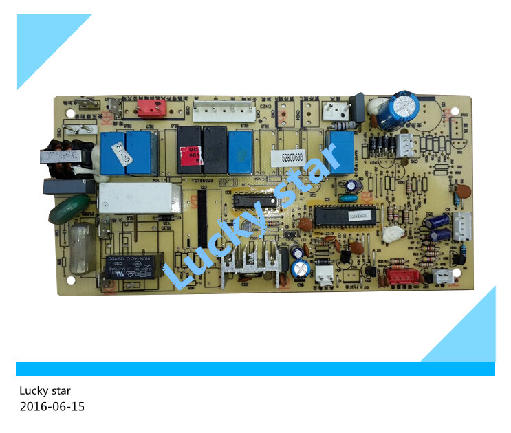 95% new for Haier Air conditioning computer board circuit board 0010403306 good working 95% new for haier refrigerator computer board circuit board bcd 198k 0064000619 driver board good working