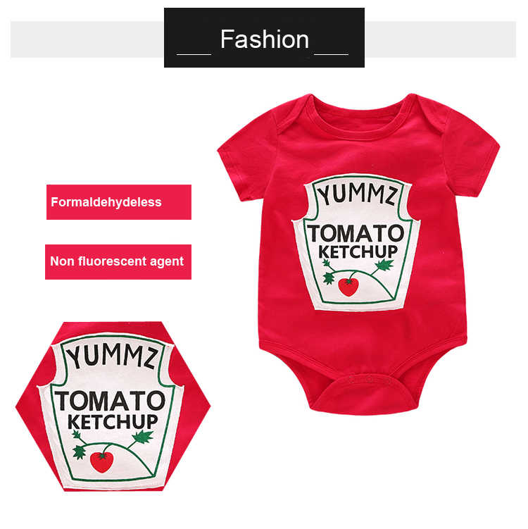 ... Yummz Tomato Ketchup Yellow Mustard Red and Yellow Bodysuit Baby Boy  Twins Baby Clothes Twins Baby ... 5d6c1c45437e