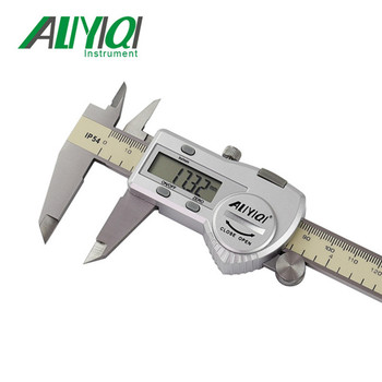 0-300mm electronic caliper Waterproof IP54