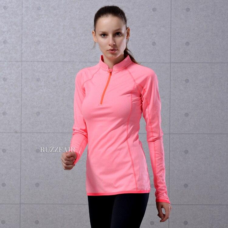 75fa9039bea0 Sport Running Jacket Women Sleeveless Sport Hoodie Zip Sweatshirt Top  Spring Jogging Running Jackets-in Running Jackets from Sports    Entertainment on ...