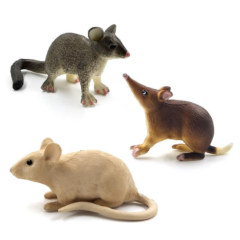 Landscape Fairy Garden Miniature Animal Home Decor Mini Statue Hamster Figurine