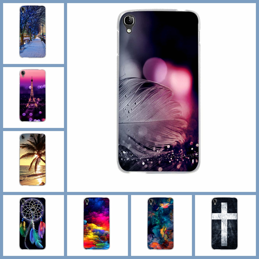 Luxury Printing Phone Cases For Alcatel One Touch Idol 3 5.5