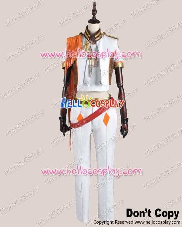 Uta No Prince Sama opravdu láska 2000% Cosplay Ren Jinguji Hlavní vizuální kostým H008