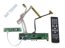 LA.MV56U.A New Universal HDMI USB AV VGA ATV PC LCD Controller Board for 15.4inch 1280×800 LTN154XB-L01 2CCFL LVDS Monitor Kit