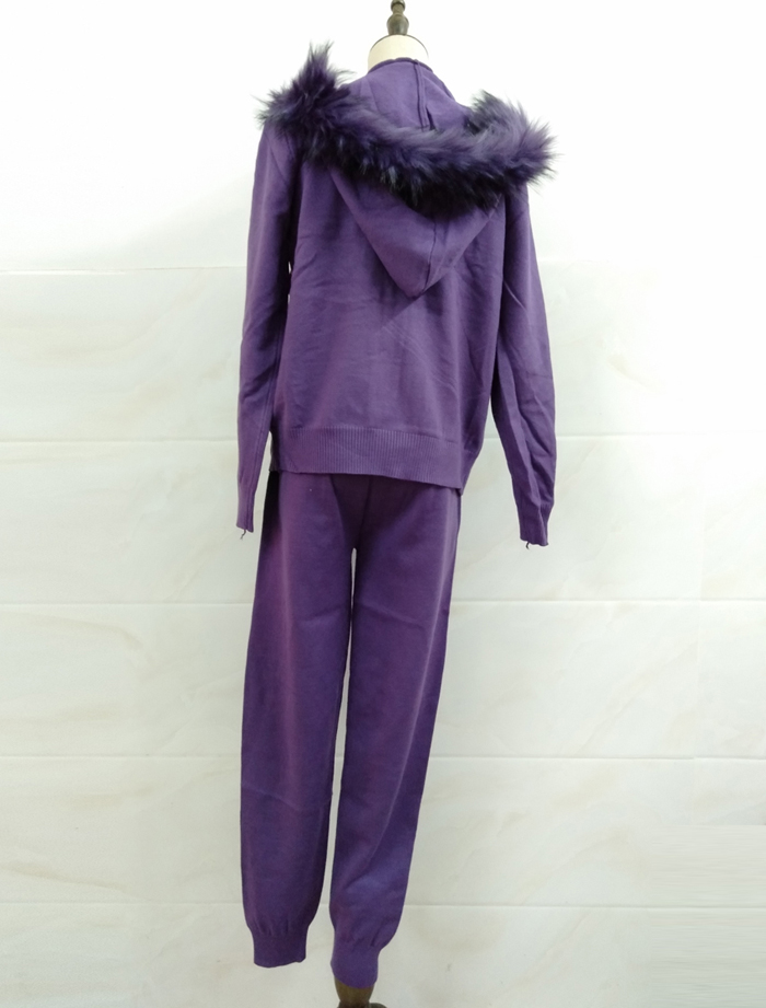 Winter Knitted Suit for Women 24
