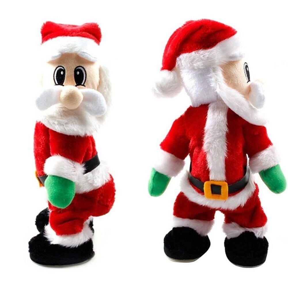 Weihnachten Cosplay Kostüm Twisted Wiggle Hüfte Twerking Santa ...
