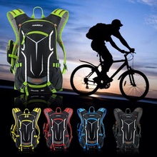 18L Outdoor Camping Riding Backpack Men And Women Water-resistant Breathable Cycling Bag Hiking Shoulder Bag Riding Equipment 2018 new sport outdoor cycling backpack 18l men women hiking climbing hydration water bag pouch bicycle bag rainproof riding bag