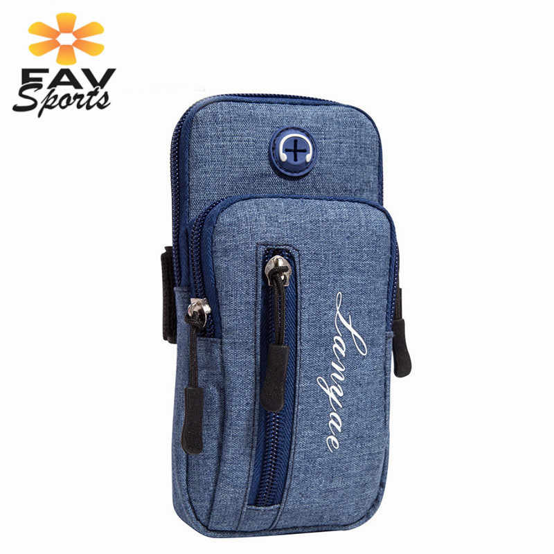 Running Armband For 6 inch Phone Outdoor Sports Running Armband Bag Case Cover armband Universal Waterproof Sport mobile phone
