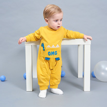 HOMIESTTEXTILE Infant Baby Boy Girl Clothes Overalls