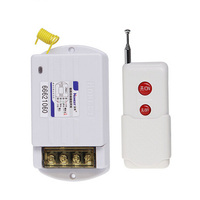 New 1000m Long Distance 380V Digital Wireless Remote Control Switch With 1 Controller For Agricultural Watering