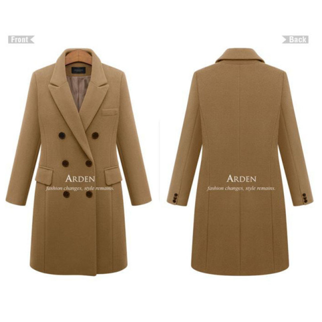 Autumn Winter Coat Women 5