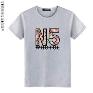 4ae05ad61c640 TIMESUNION T Shirts Men 2018 Printing Pure Cotton Tees
