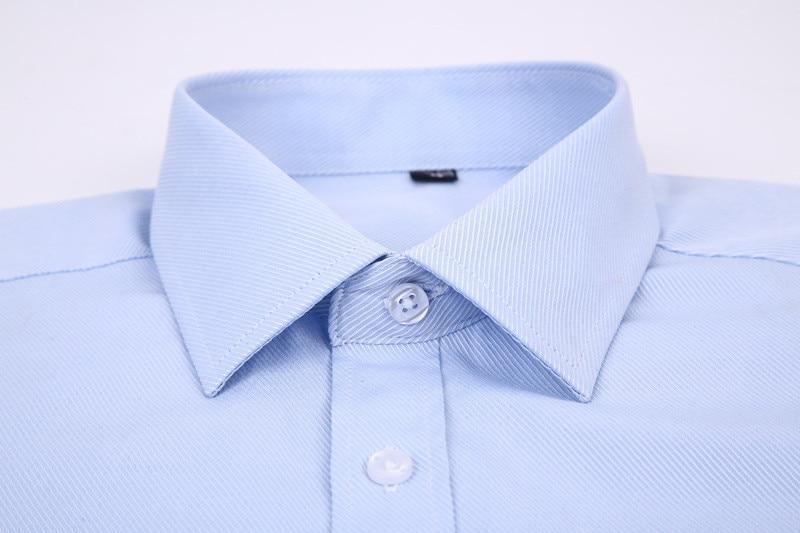 HTB16udGWmzqK1RjSZFHq6z3CpXag 4XL 5XL 6XL 7XL 8XL Large Size Men's Business Casual Long Sleeved Shirt White Blue Black Smart Male Social Dress Shirt Plus