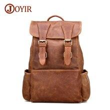 Joyir New Women Backpacks Genuine Leather Backpack For Girls Trending Shoulder Bags For Teenagers School Cowhide Backpacks 3018
