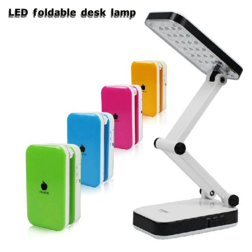 Fashion Folding Led Desk Lamp Modern Table Lamps Rechargable Portable Energy Saving Bedside Lights Student In From