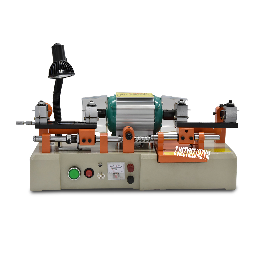 Key Cutting Machine Making Copy Car/Door Support Rechargeable Battery (not include)with a horizontal double-headed 239AB