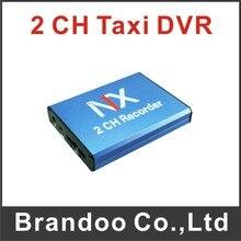 5V-30V power input 2channle CCTV CAR TAXI MINI BUS DVR