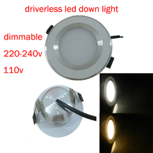 10pcs/lot Led Downlights 5W 7W 9W 12W 15W Dimmable 220V LED Ceiling Downlight 2835 Lamps Led Ceiling Lamp Home Indoor Lighting led downlight 5w 9w 12w 15w 18w ac 220v 230v 240v led ceiling bathroom lamps living room light home indoor lighting