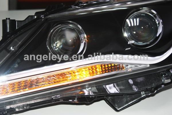 Стиль A8 для TOYOTA Camry Aurion LED Стрічковий - Автомобільні фари - фото 6