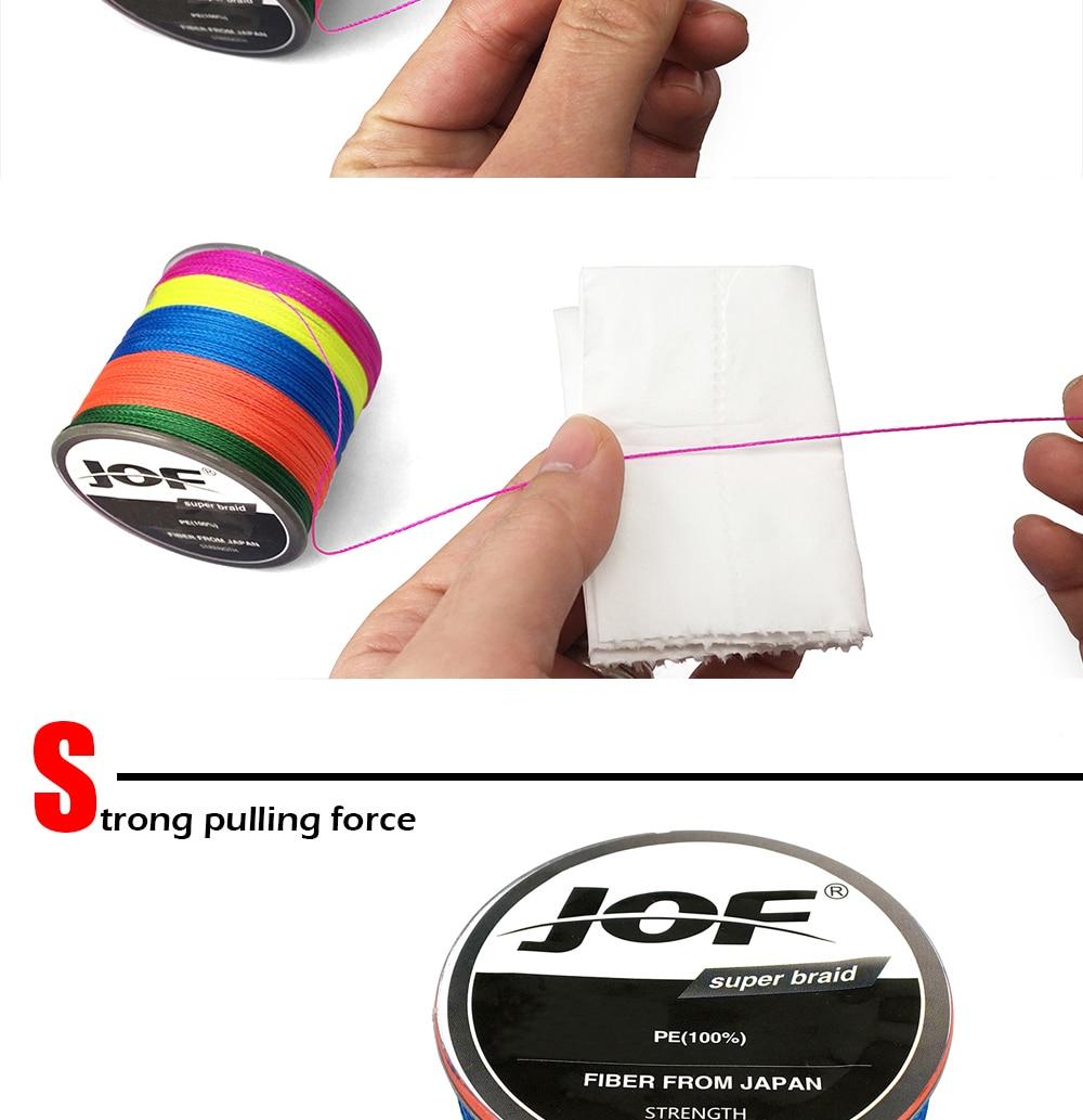 500 m JOF Brand Power Up Série