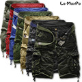 2017 Cargo Pants Men's Millitary TACTICAL PANTS MILITARY Knee Pad Male US Combat Camouflage Army Style Trouser(no belt) R371