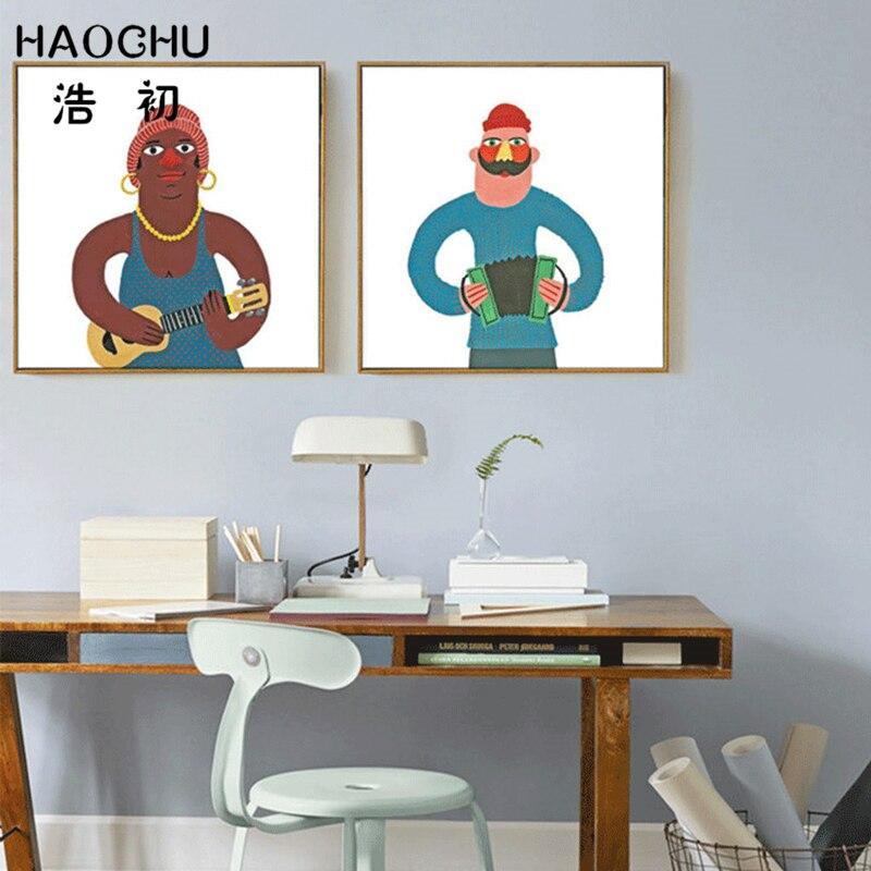 Worksheet. Tienda Online HAOCHU Figura de Dibujos Animados de Msica De