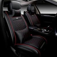 Высокое качество специальный кожаный сидений автомобиля для Great Wall Hover H3 H6 H5 M42 Tengyi C30 C50 автомобильные аксессуары автомобиль Стайлинг