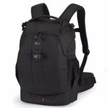 Nuevo lowepro flipside 400 aw dslr cámara slr digital de fotos bolsa mochilas a prueba de agua con cubierta all weather cover para canon nikon