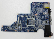 45 days Warranty for hp CQ62 G62 597674-001 laptop Motherboard integrated graphics card 100% fully tested