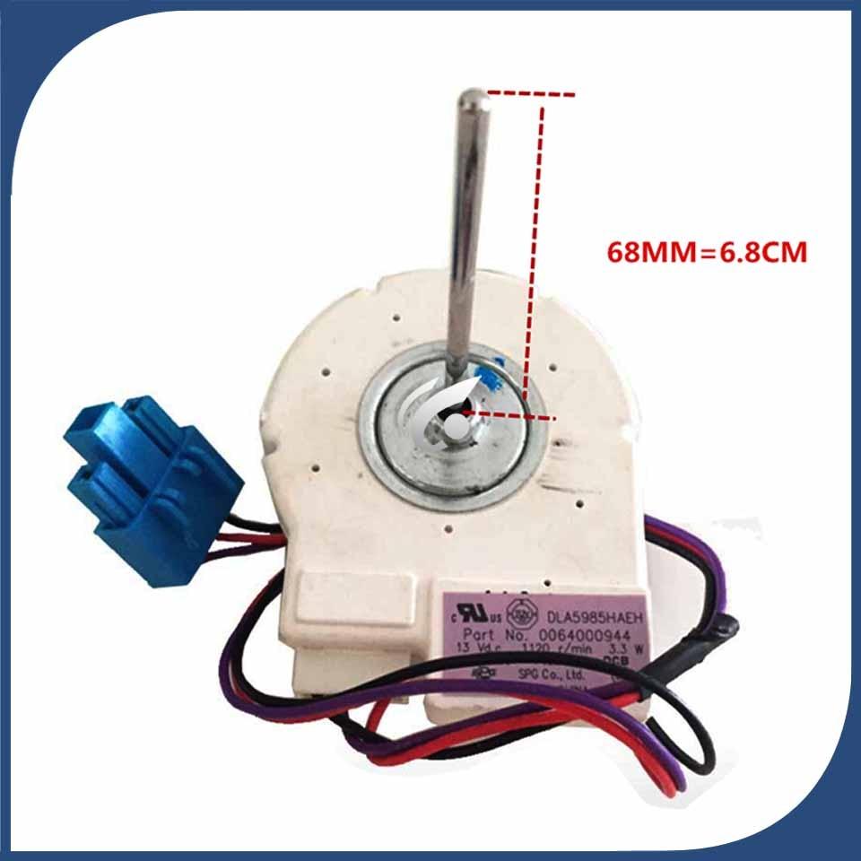 New Good Working For Refrigerator Ventilation Fan Motor 0064000944 DLA5985HAEH BCD-579WE Reverse Rotary Motor