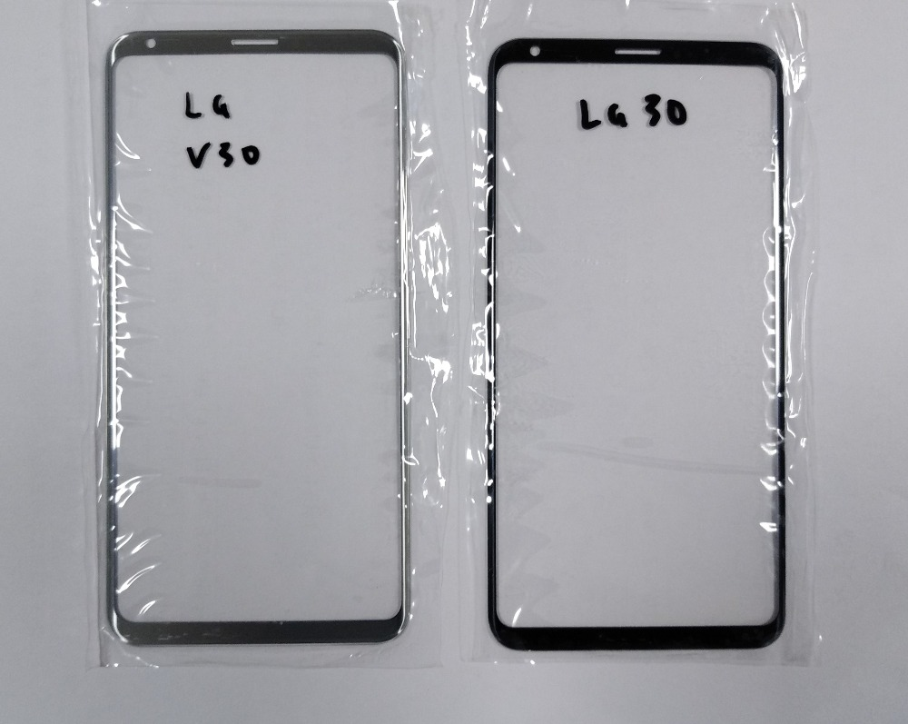 Touch Screen Panel Replacement For LG V30 H930 H931 H932 VS996 US998 AS998 Lcd Front Outer Glass Lens Cover