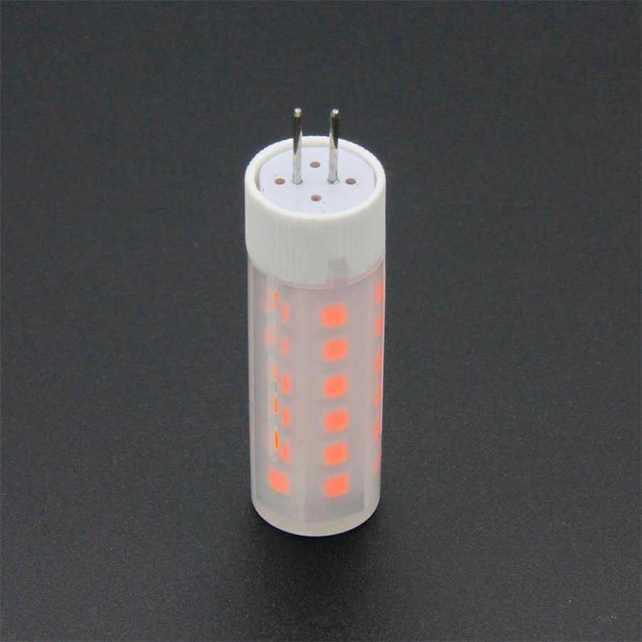 MUQGEW G4 LED ampoule à flamme feu lampe maille luzes de natal LED effet de feu ampoule G4 LED lampe à flamme 12V SMD2835