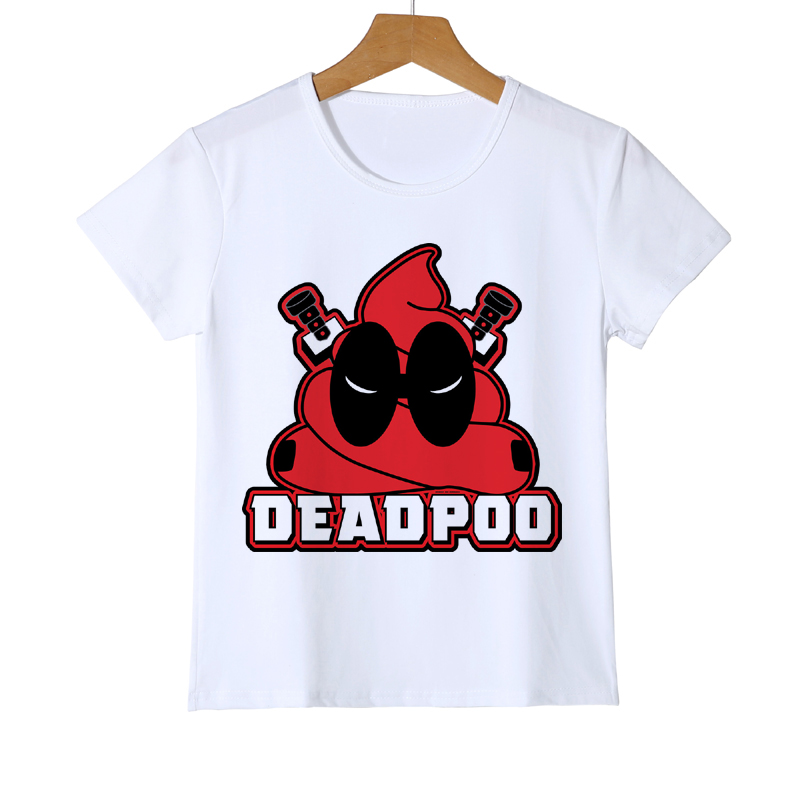 Lights & Lighting Clever New Deadpool Panda T Shirt Kid Fashion Deadpool Funny Superhero Design Movie Venom Girlt-shirt Tops Boy Baby Tshirt Z42-16