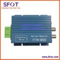 Mini Optical Receiver / FTTH optical receiver / CATV optical node, SFOT-WS-OR20A, Mini node