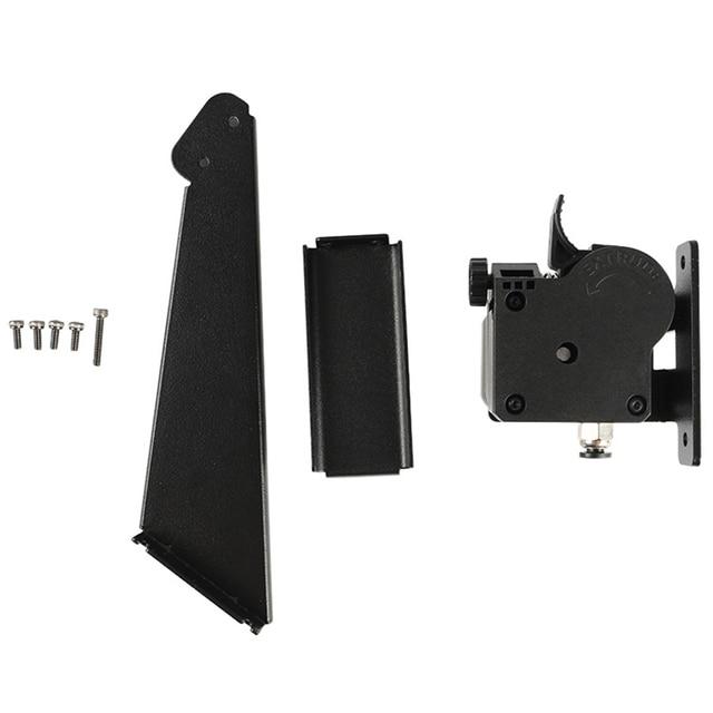 3D Printer Upgrade Twin Screw Extruder Full Metal Bracket Set For Anycubic  I3 Mega S