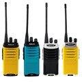 4 Cor RT7 Retevis Walkie Talkie 5 W 16CH UHF 400-470 MHz Transceptor de Rádio Amador Hf Amateur rádio em Dois maneira de Rádio Amador A9111