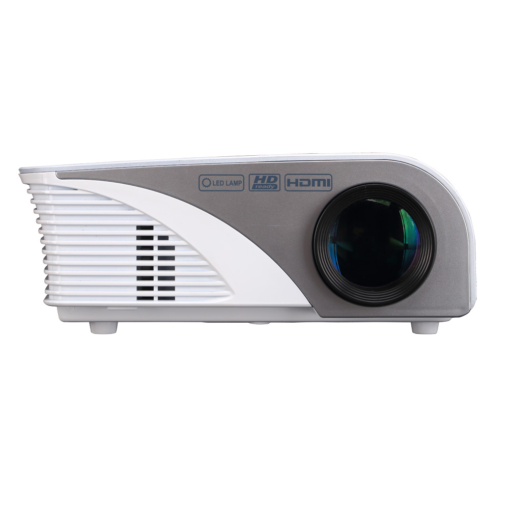 2016 support 1080p projector lcd led projector 2200 lumens for Hd projector