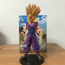 Dragon Ball Z action & toy figures 17cm strong Son Gohan Edition PVC figure DragonBall toys for children 73w