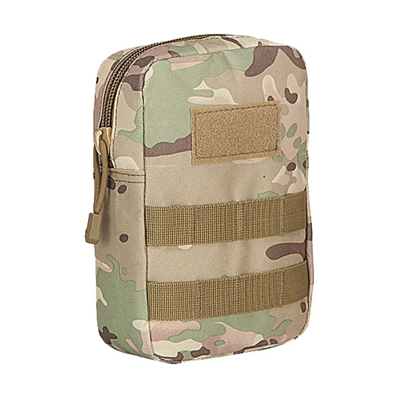 Outdoor Emergency Military Program Package New Travel Hunting Utility Pouch First Aid Bag Army green Mud Black Colors