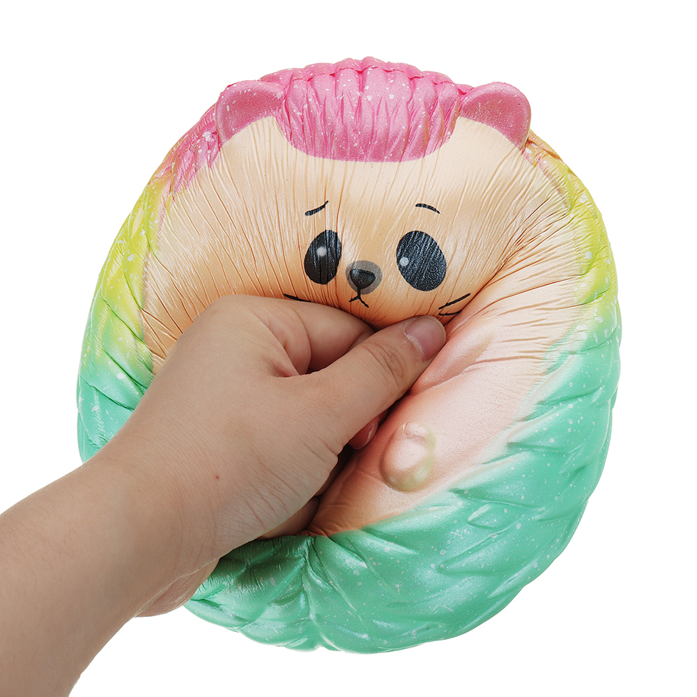 Huge Hedgehog 20 17 15cm Slow Rising Cartoon Animal Gift Collection Toys For Children Kids Soft Squishyed Toy Stress Reliever in Gags Practical Jokes from Toys Hobbies