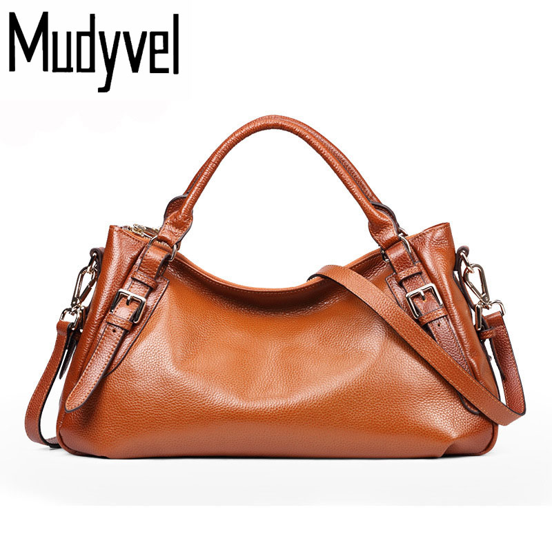 New luxury handbags women bags designer soft cow leather shoulder bags fashion high-capacity genuine leather woman bag tote bag цена