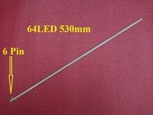 Bande pour LG Innotek, 42 pouces, 7030PKG 64EA 74.42t23.001, AUO TOSIBIA AU T420HVN01.1 T420HW06 T420HW04, nouvelle collection, 64LED 530mm LED mm