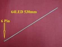Nieuwe 64LED 530mm LED strip voor LG Innotek 42 Inch 7030PKG 64EA 74.42T23.001 AUO TOSIBIA AU T420HVN01.1 T420HW06 T420HW04