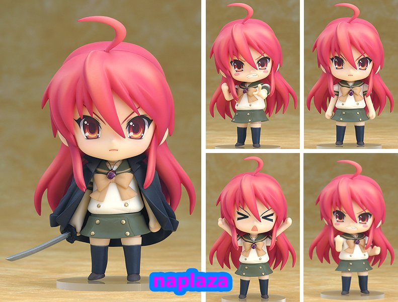 Kids Toys Action Figure: Anime New Shakugan No Shana BB PVC Action Figure Doll Kids