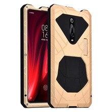 Оригинальный чехол IMATCH для повседневной жизни Роскошный Металлический силиконовый чехол для Xiaomi 9T Coque защитный кожух для Xiaomi Redmi K20 KS027