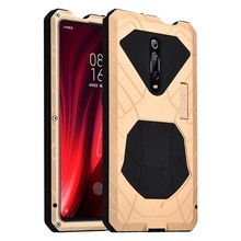 Original IMATCH Daily Life Case Luxury Metal Silicone Cover For Xiaomi 9T Coque Protection Redmi K20 KS027