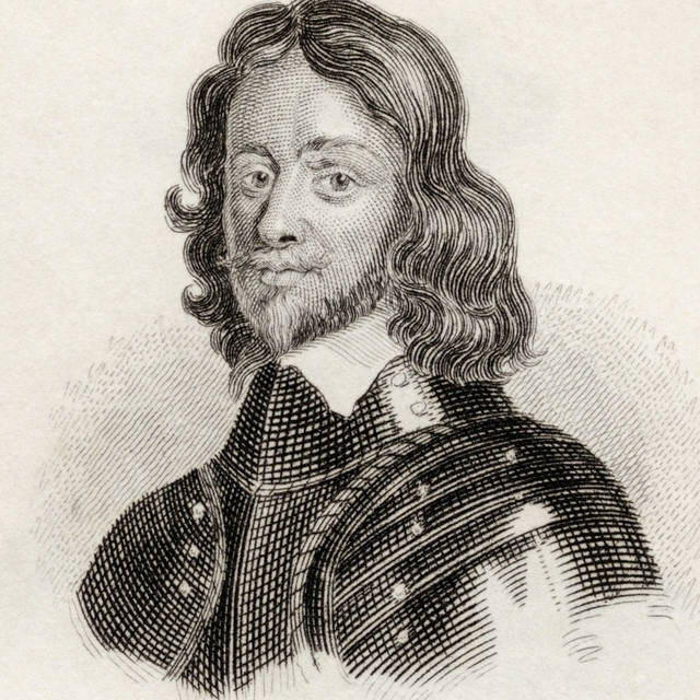 Henry Ireton  1611 To1651. English General In The Army Of Parliament During The English Civil War. Print (26 x 30)