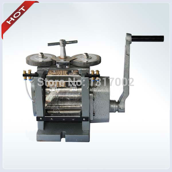 130mm Rolling Mill for gold & sliver sheet roller, hand Rolling mill, pill press,Jewelry Tools & Equipment